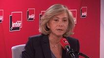 """Valérie Pécresse, présidente de la région Île-de-France, aurait pu être psychiatre, comme son grand-père : """"Ce qu'il m'a appris, c'est ce que la faiblesse, c'était toujours passager. La dépression, on en sort toujours."""""""