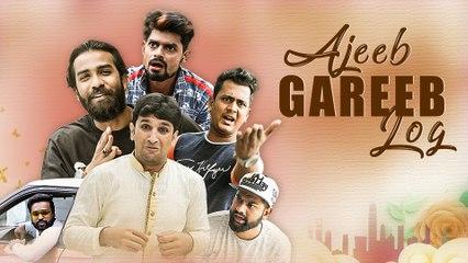 Ajeeb Gareeb Log | Weird Funny Comedy | Kiraak Hyderabadiz