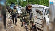 Militant killed in encounter in J-K's Ganderbal district