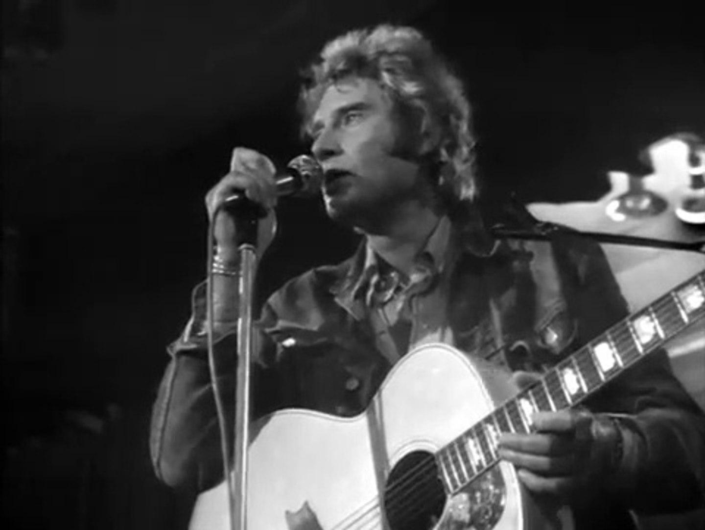 Johnny Hallyday - La musique que j'aime ( Prison de Bochuz -1974 )