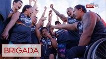Brigada: PWD athletes, tampok sa 'Brigada'