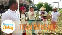 Team Momshies and Pop babies enjoy picking out vegetables in Pinakbet farm | Magandang Buhay