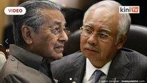 """""""Saya tak fikir Dr M campur tangan kes Najib"""" - Hishammuddin"""