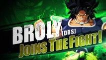 Dragon Ball FighterZ - Bande-annonce de Broly (Dragon Ball Super)