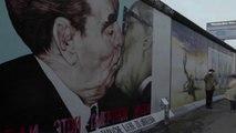 Sans frontières - Mur de Berlin