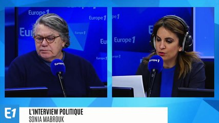 Gilbert Collard - L'interview de 8h15 (Europe 1) - Mardi 12 novembre