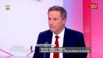 """Nicolas Dupont-Aignan :  """"La réforme des retraites sera le tombeau d'Emmanuel Macron"""""""