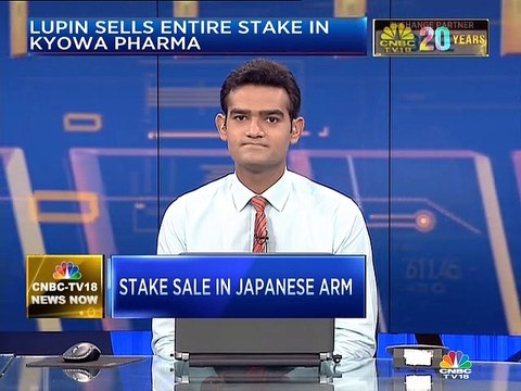 Lupin to divest entire stake in Japanese subsidiary Kyowa for over Rs 3,702 crore