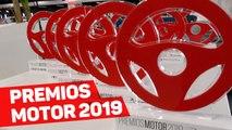 PREMIOS MOTOR AXEL SPRINGER 2019, estos son todos los premiados