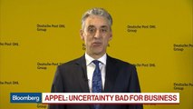 Deutsche Post CEO on Earnings, Trade, Scooter Business