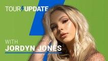 Tour Update: Jordyn Jones Reveals The Making Of Her Eyes On Me Tour