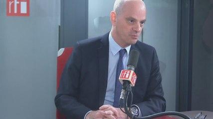 Jean-Michel Blanquer - RFI mardi 12 novembre 2019