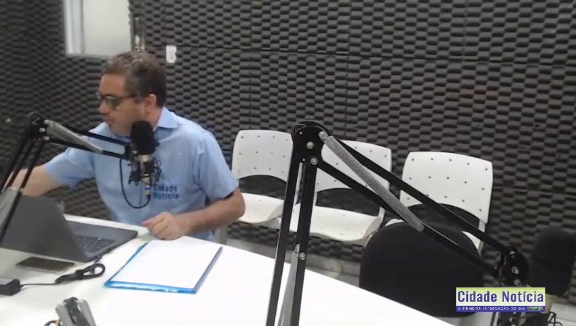 Acompanhe AO VIVO o programa Cidade Notícia - Líder FM (18)
