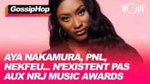 Aya Nakamura, PNL, Nekfeu...  n'existent pas aux NRJ Music Awards
