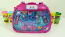 Doc McStuffins Diagnose-a-tosis - Pretend Eye Doctor Playset-