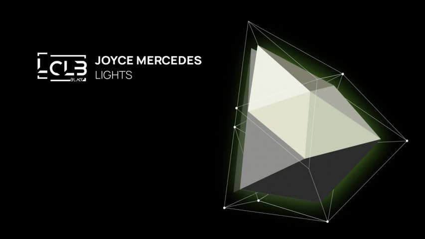 Joyce Mercedes - Coruscate (Original Mix) - Official Preview (Le Club Black)