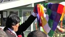 Video Evo Morales Emmaus