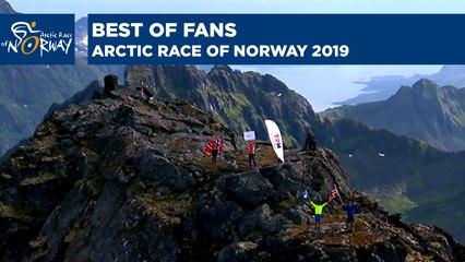 Best of Fans - Arctic Race of Norway 2019