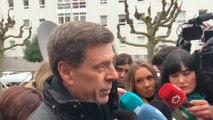 Juan Carlos Quer pide respeto para su hija Diana Quer