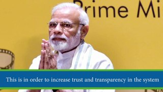 Narendra Modi-led govt goes tough on corruption; PMO issues strict guidelines on corrupt bureaucrats