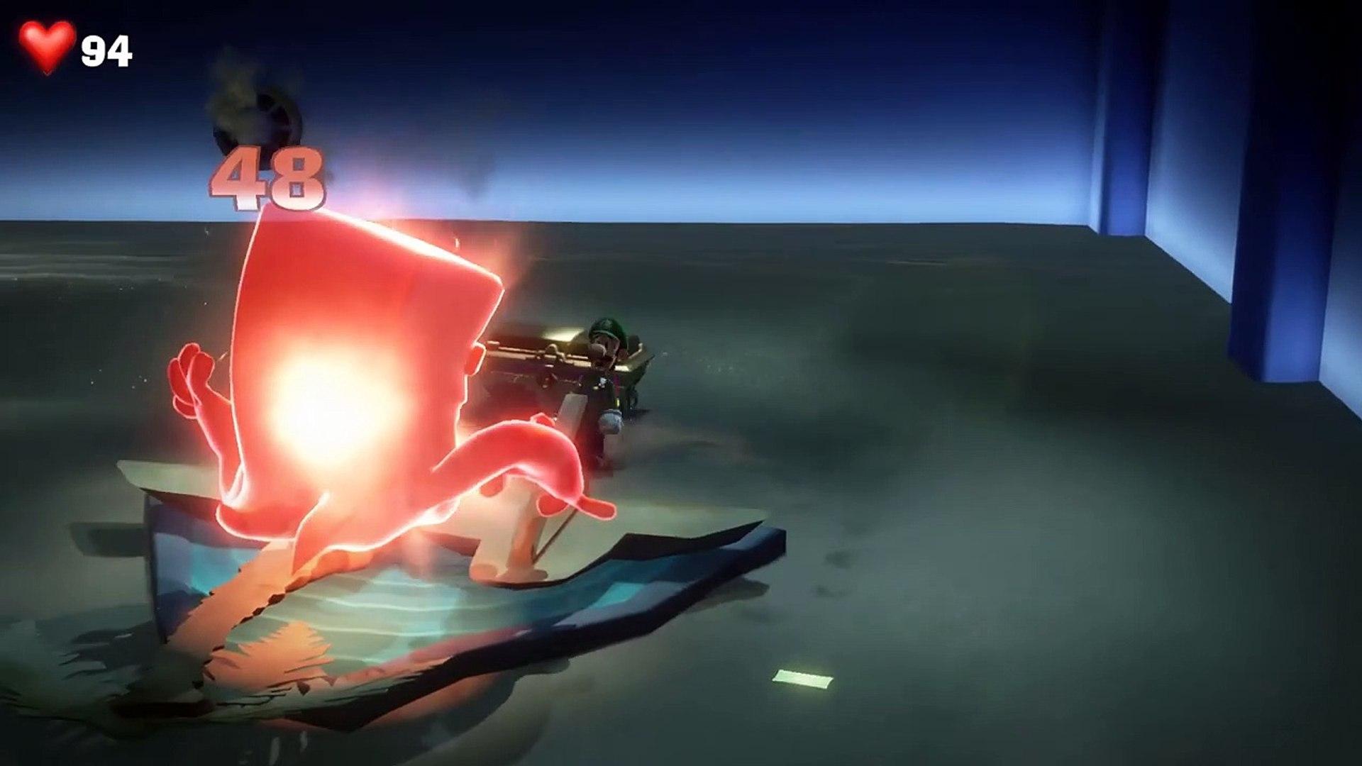 Luigi S Mansion 3 Walkthrough Gameplay Part 12 Tomb Suites