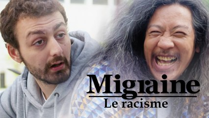 Migraine de Roman Frayssinet : Racisme - Clique - CANAL+