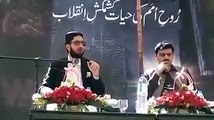 Sahibzada Sultan Ahmad Ali Answering a question about sectarianism and hypocrisy.