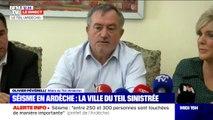 """Maire du Teil: """"Les assurances doivent prendre en compte dès aujourd'hui le sinistre"""" dû au séisme en Ardèche"""