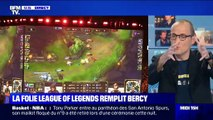 La folie League of Legends remplit Bercy - 12/11