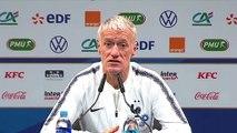 Football - Didier Deschamps évoque un éventuel retour de Dimitri Payet en équipe de France
