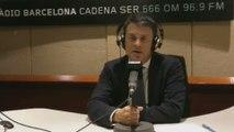 """Valls dice que """"el mejor mensaje"""" de Cs sería facilitar la investidura"""