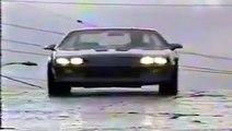 VÍDEO: ¡Chulada! Rescatamos el anuncio de 1987 del Chevrolet Camaro IROC-Z