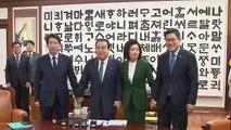 """문희상 """"패스트트랙 법안 다음 달 3일 이후 상정""""...여야 압박 / YTN"""