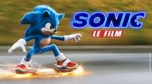 Sonic le film - Nouvelle bande annonce (VOST)