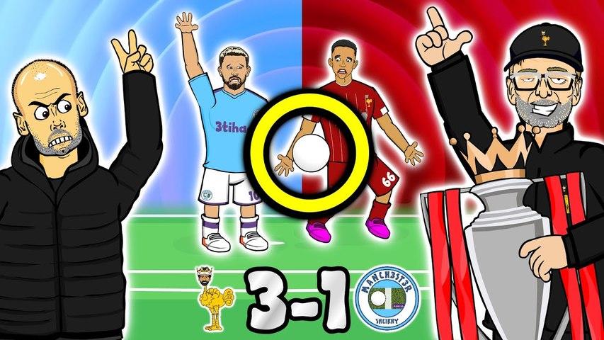 LOLs | Liverpool 3-1 Man City: Epic win has Klopp literally singing his players' praises