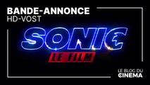 SONIC, LE FILM : bande-annonce 2 [HD-VOST]
