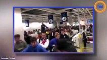 La collection de Virgil Abloh pour Ikea provoque des émeutes dans les magasins !