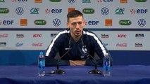 Bleus - Lenglet : ''Messi n'est pas quelqu'un qui va nous donner des ordres''