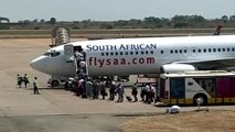 More than 900 jobs at risk, says South African state airline