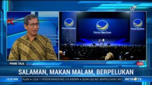 Pelukan Erat Jokowi-Surya Paloh (2)