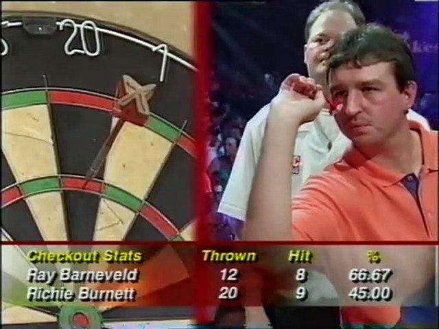 BDO World Darts Championship Final 1998 - Raymond van Barneveld vs Richie Burnett  2of3