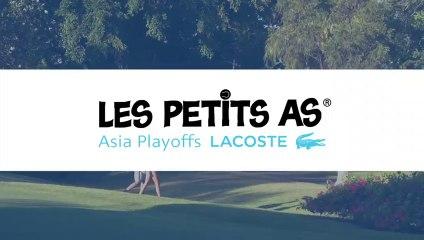 Les résultats des Petits As : les Asia Playoffs Lacoste 2019 au Club Med à Bali du 4 au 9 novembre 2019