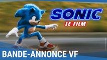 SONIC LE FILM - Bande-annonce VF [Au cinéma le 12 Février] (Sonic the Hedgehog)