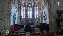 Finistère : après des vols, une église ferme ses portes
