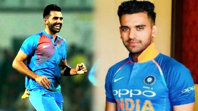 Deepak Chahar 2nd hat-trick| 3 நாட்களில் 2 ஹாட்ரிக் விக்கெட்டுகளை வீழ்த்தி தீபக் சாஹர் அசத்தல்
