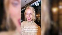 Chiara Ferragni brilla en Nueva York con su look más atrevido