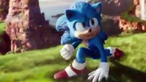 Sonic The Hedgehog- New Official Trailer
