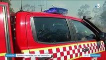 Australie : Sydney sous la menace des flammes