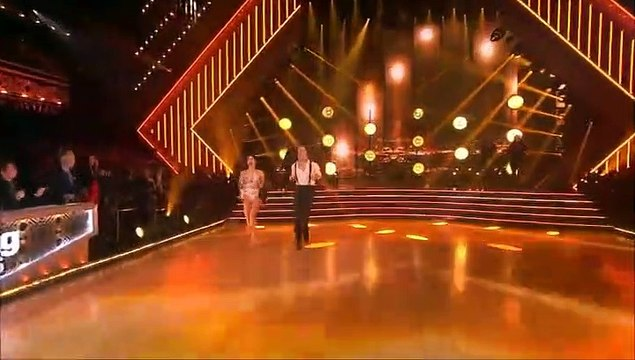 James Van Der Beek & Emma Slater - Jive