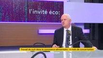Jacques Creyssel : « le commerce français ne se remettrait pas d'une 2eme année de crise en décembre »